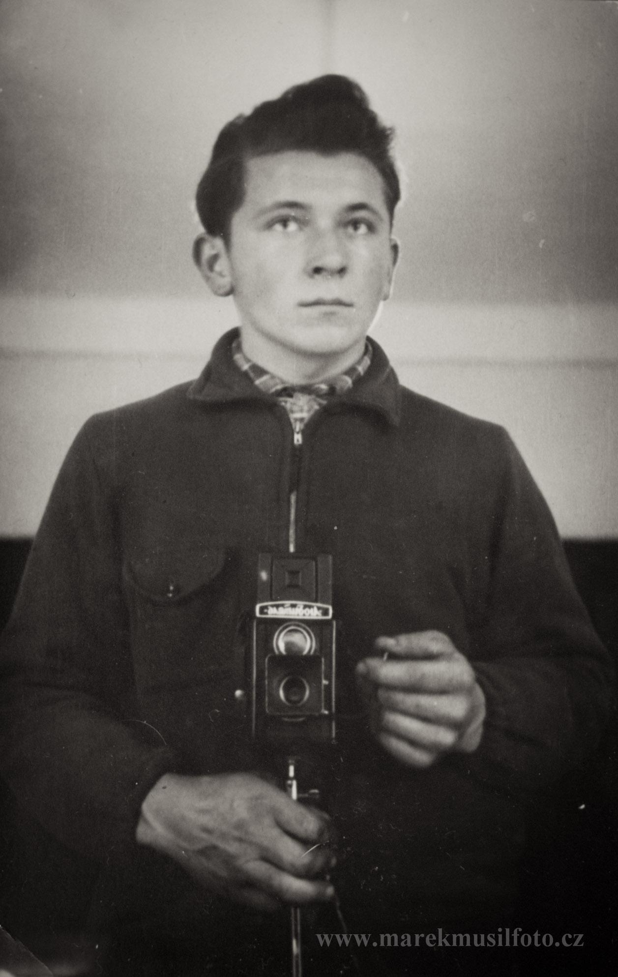 Stanislav Valný 1957
