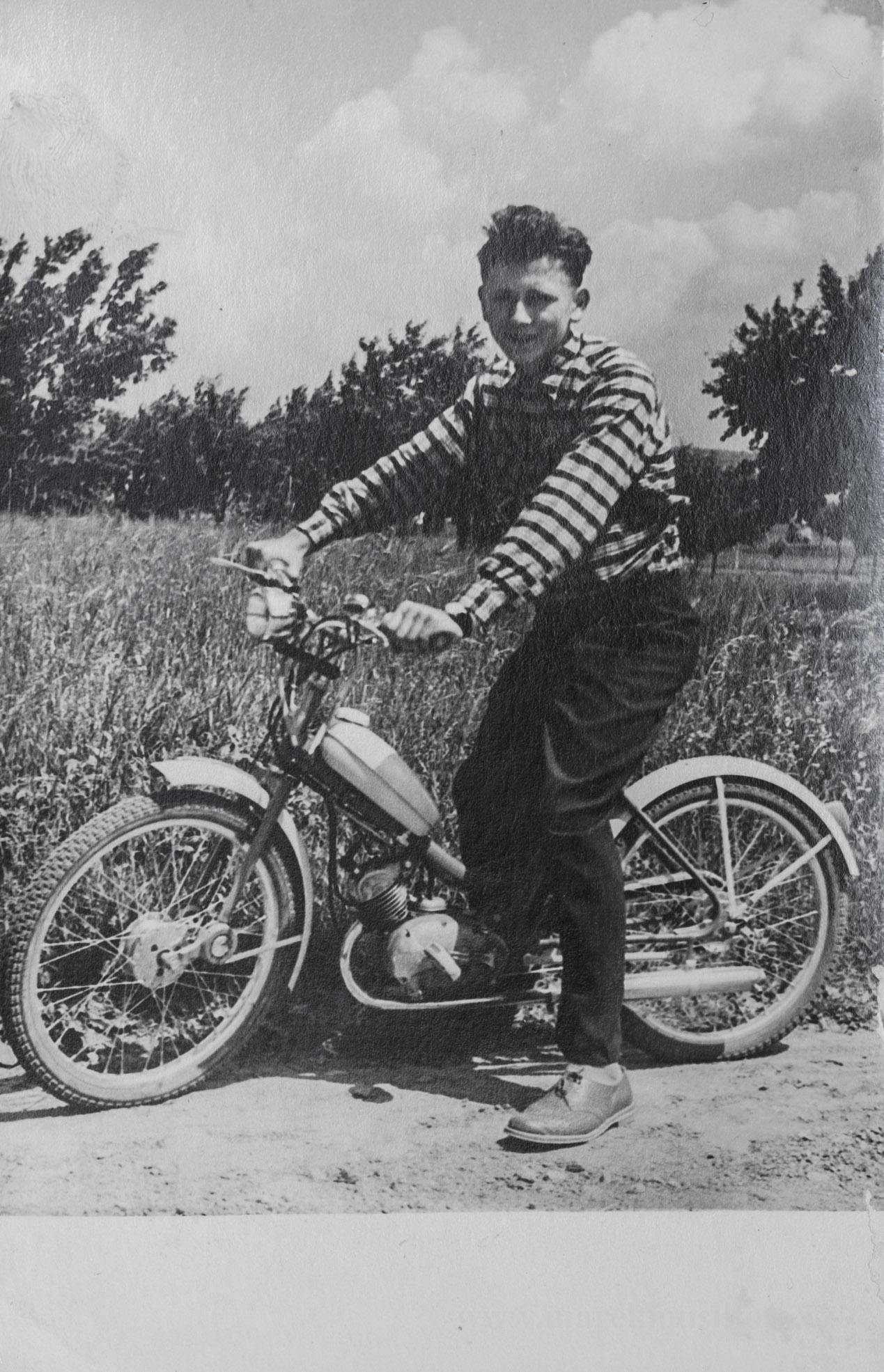 Stanislav Valný 1956