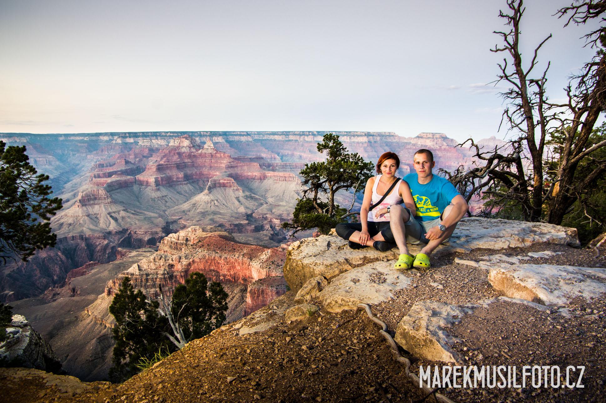 U Grand Canyonu