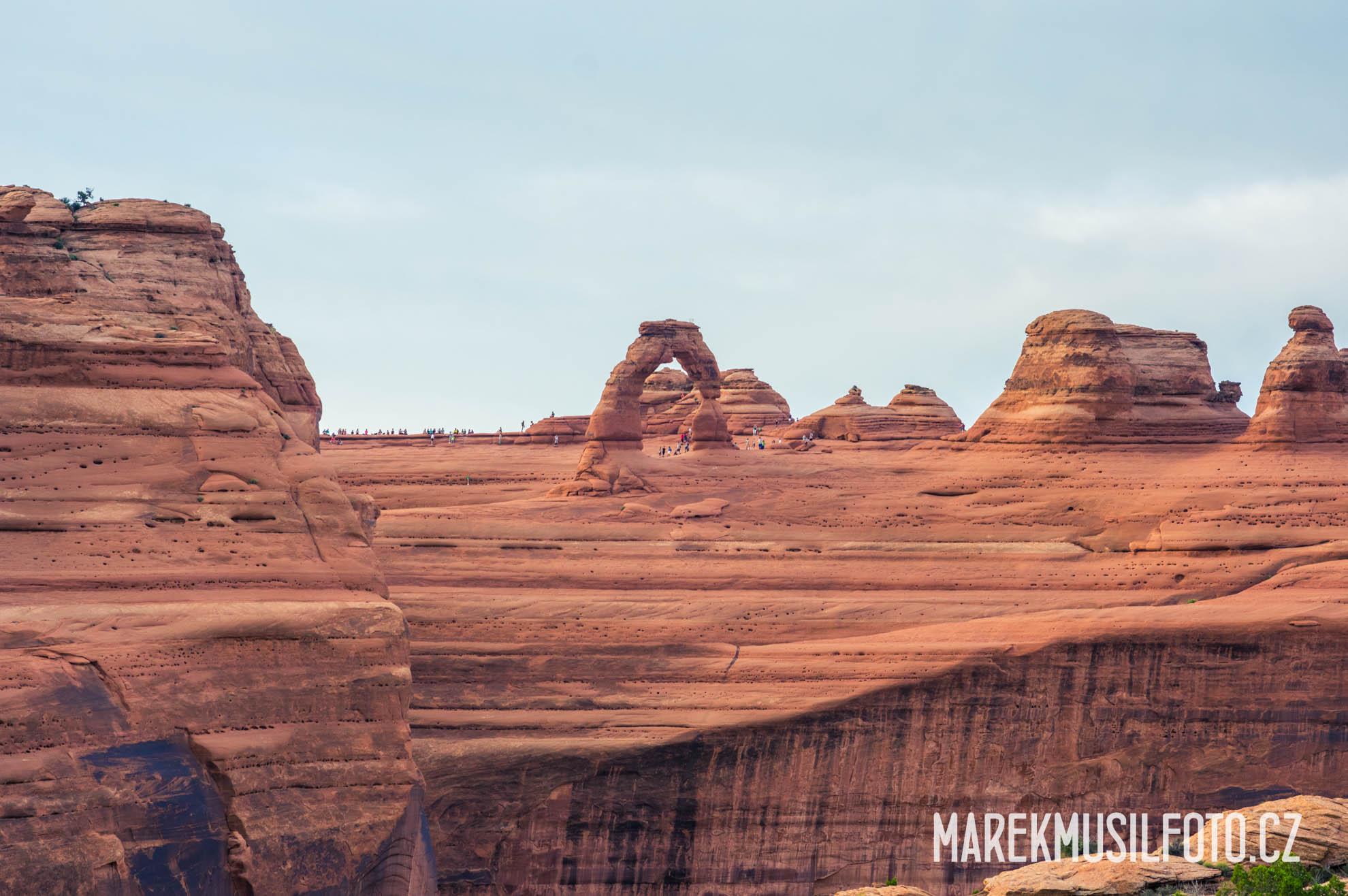 Cesta po USA - Arches National Park
