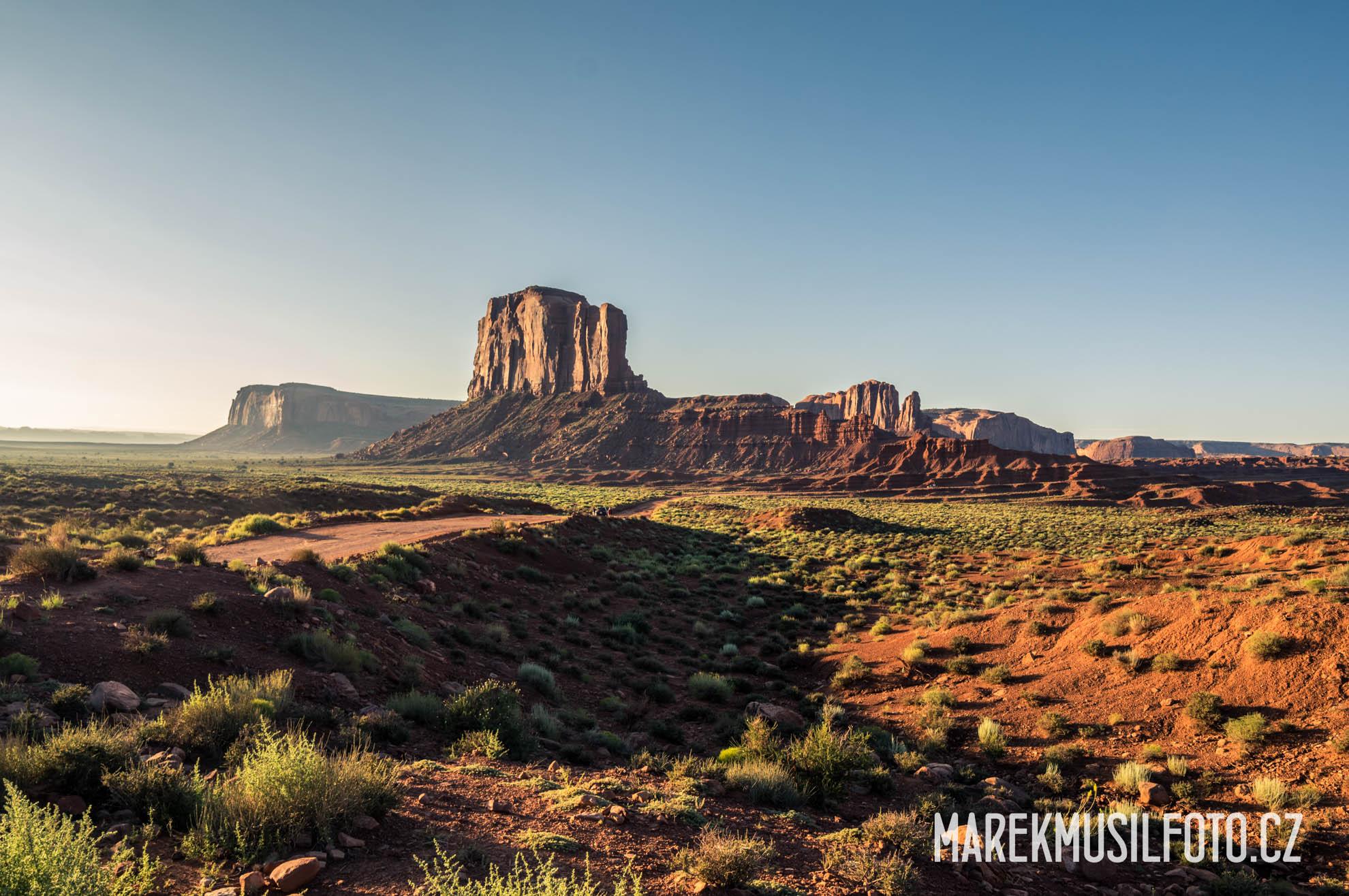 Cesta po USA - Monument Valley