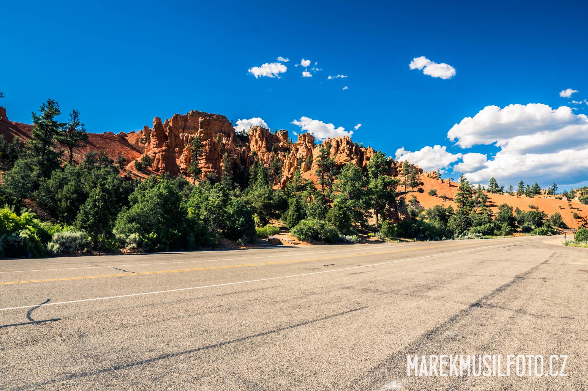 Cesta po USA - Bryce Canyon
