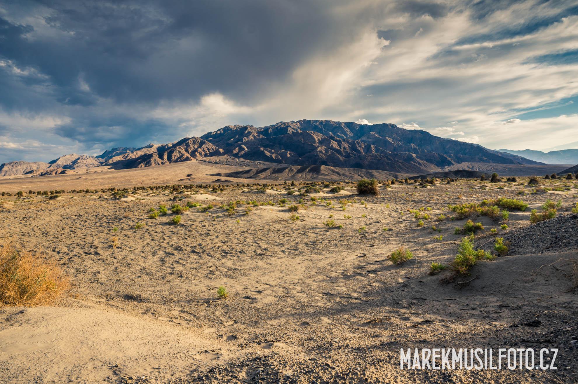 Cesta po USA - Death Valley