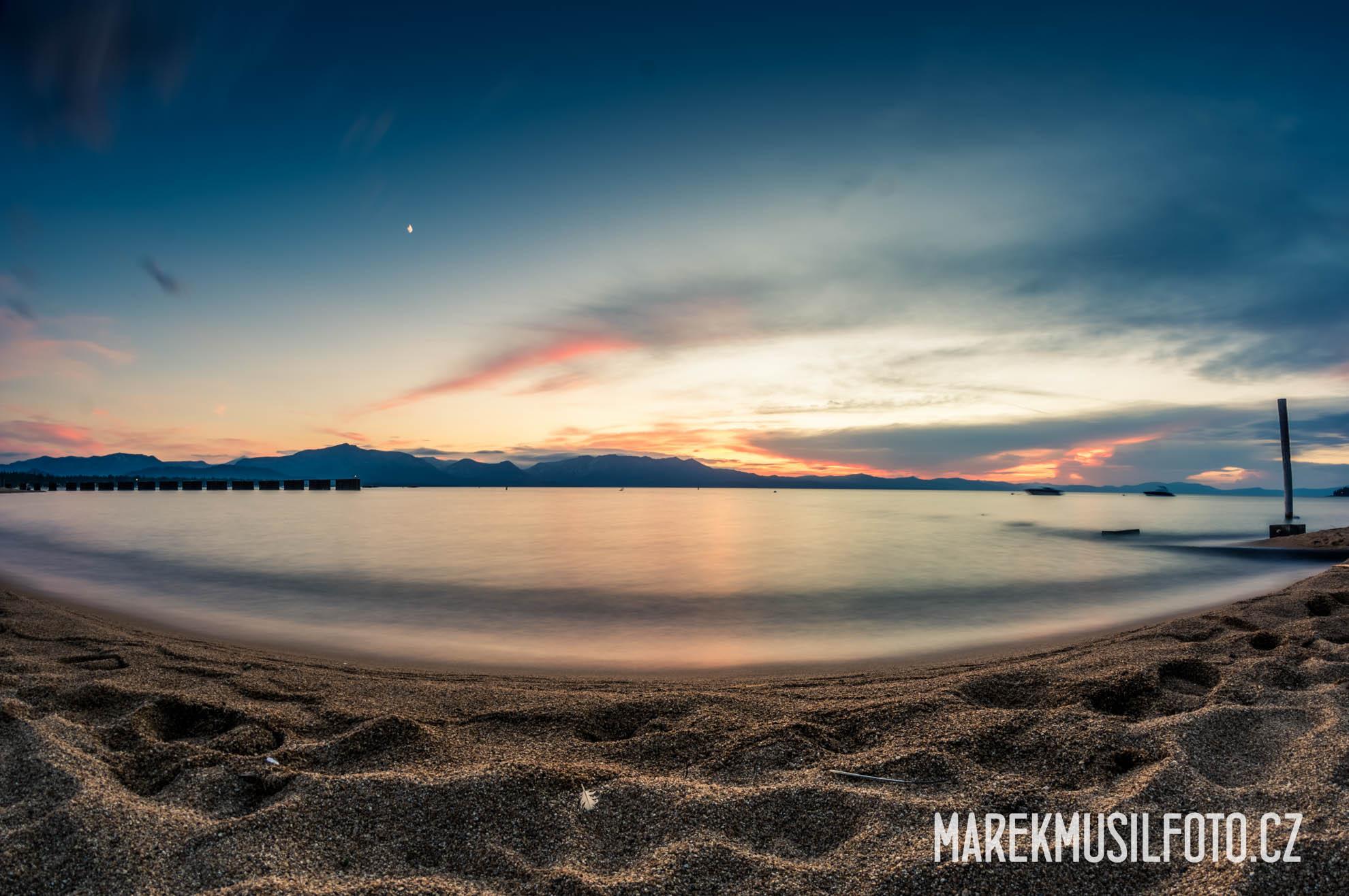 Cesta po USA - Lake Tahoe