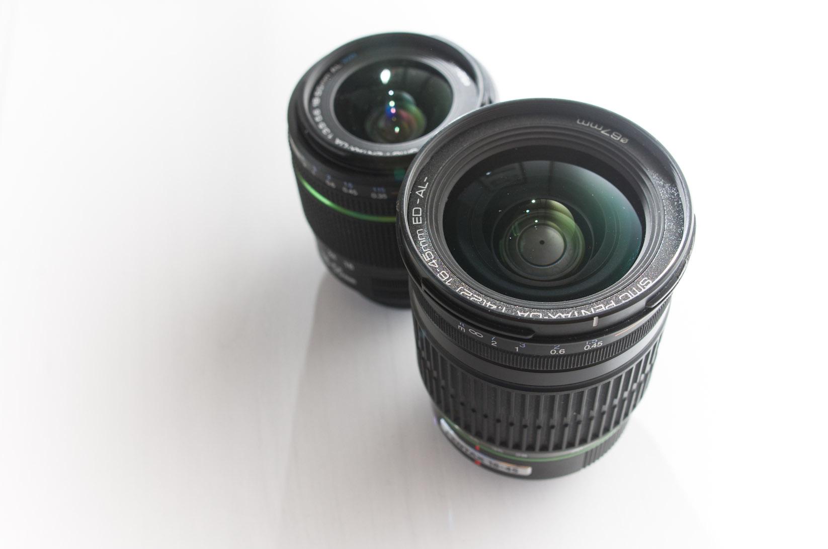 Pentax 16-45 f/4.0