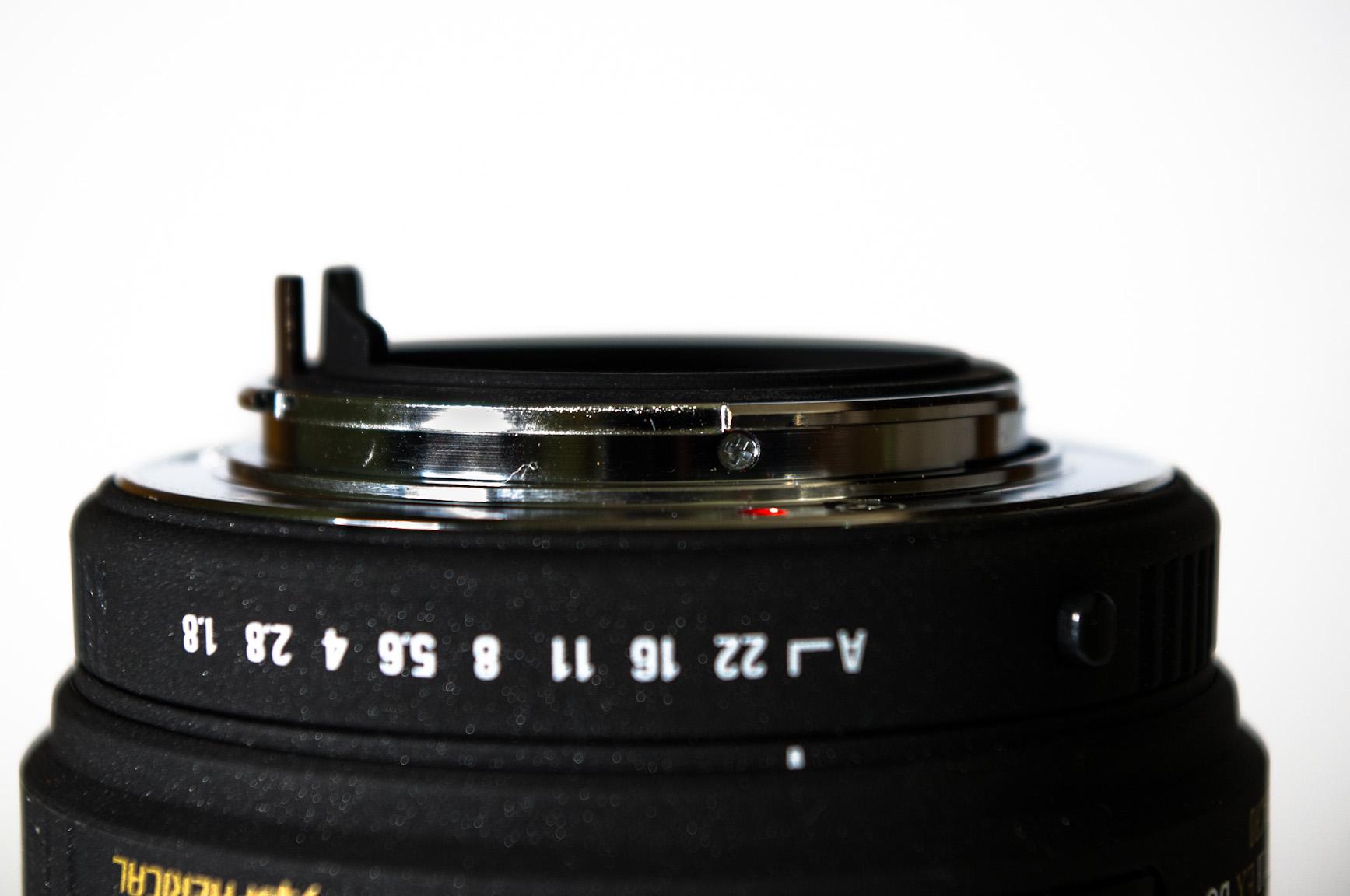 Sigma 28 mm 1.8