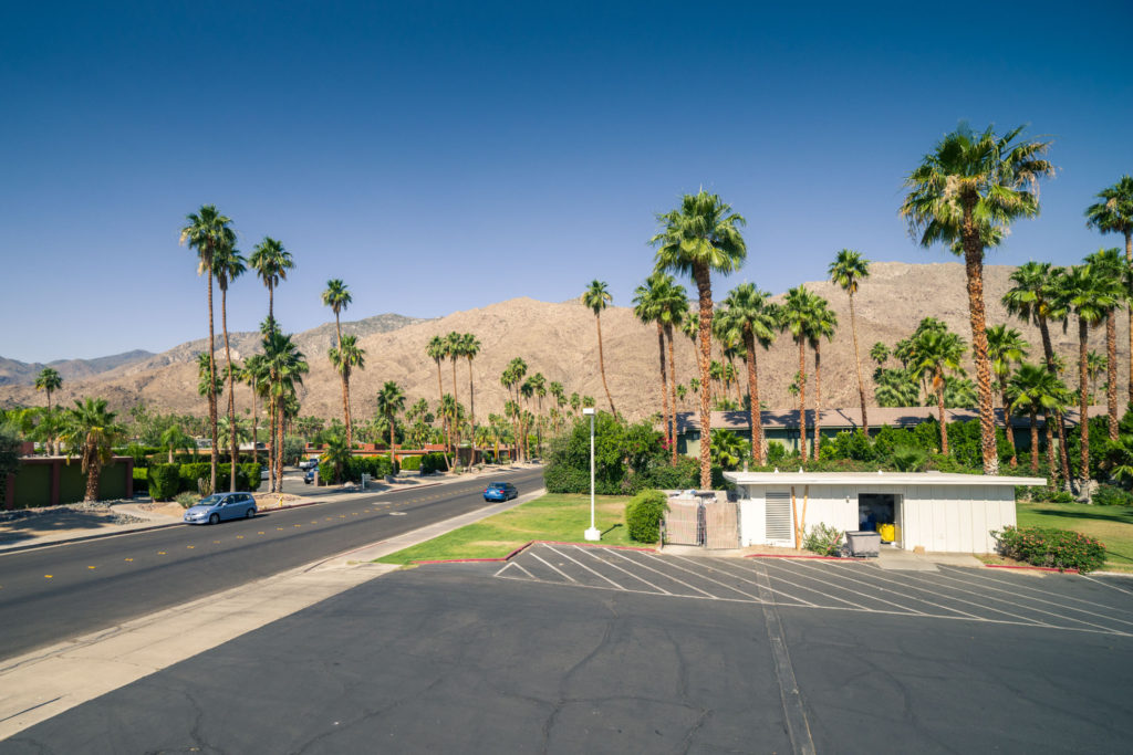 Blog z USA 2016 - Palm Springs