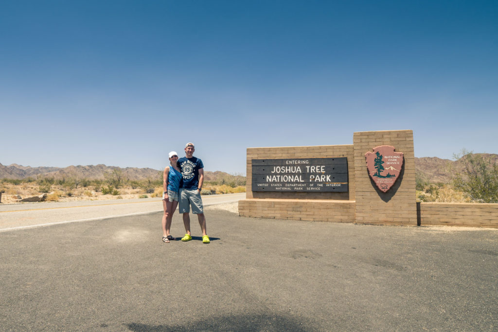 Blog z USA 2016 - Joshua Tree National Park