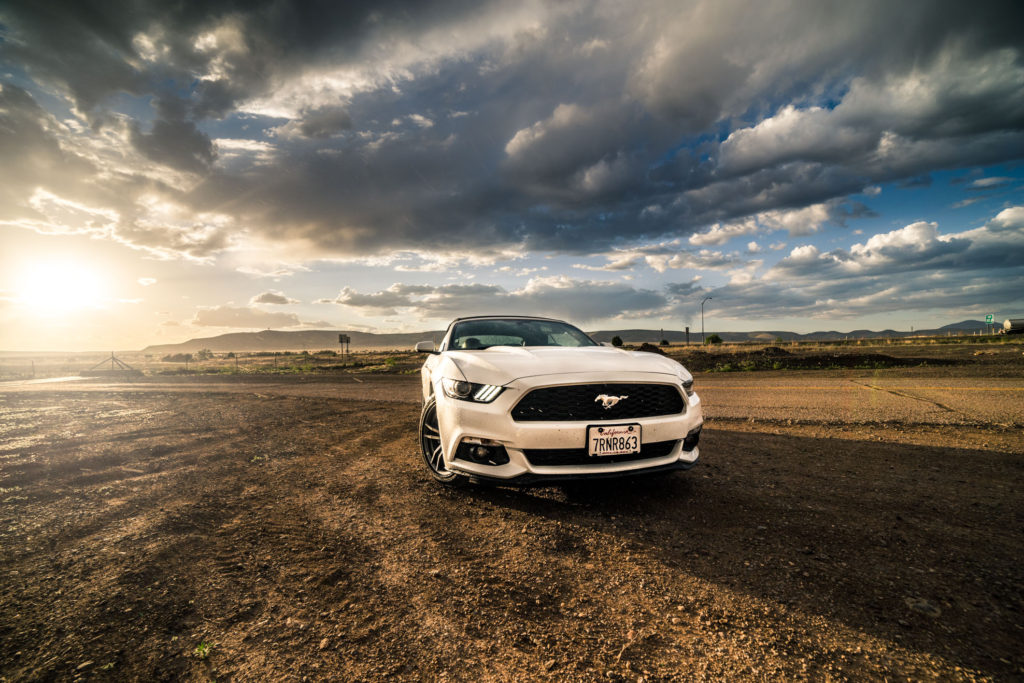 Blog z USA 2016 - Mustang