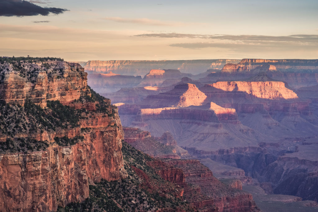 Blog z USA 2016 - Grand Canyon