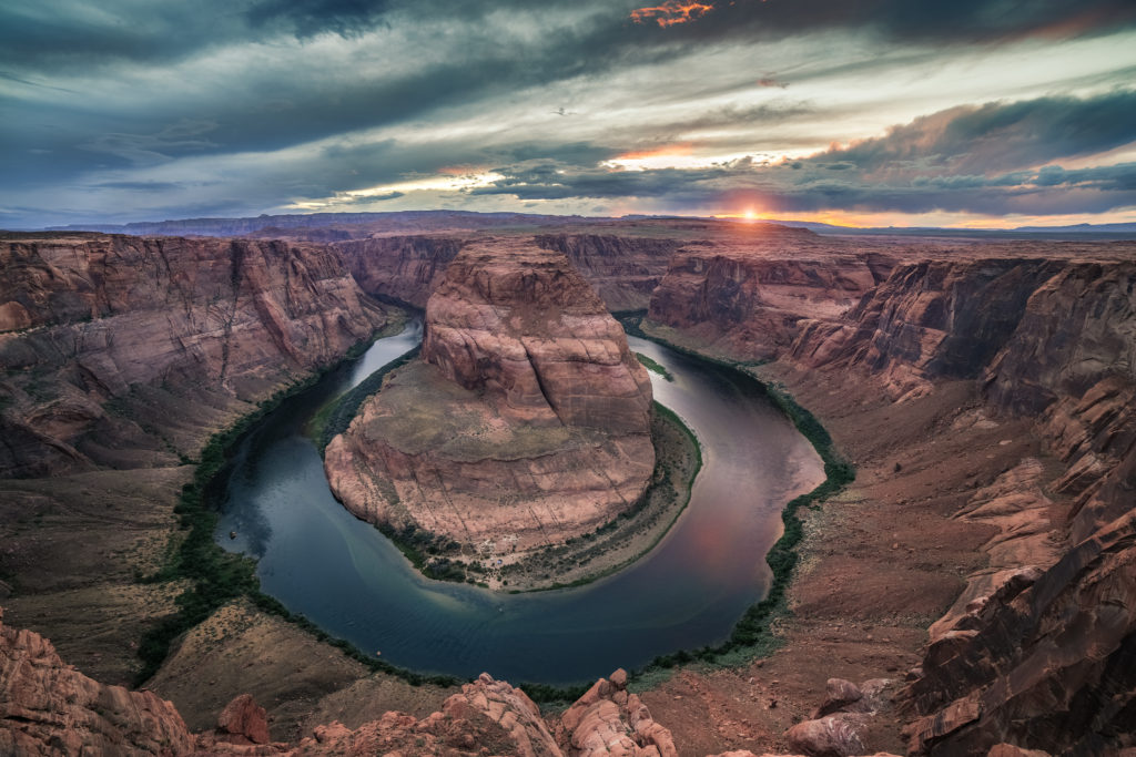 K-1 Horseshoe Bend