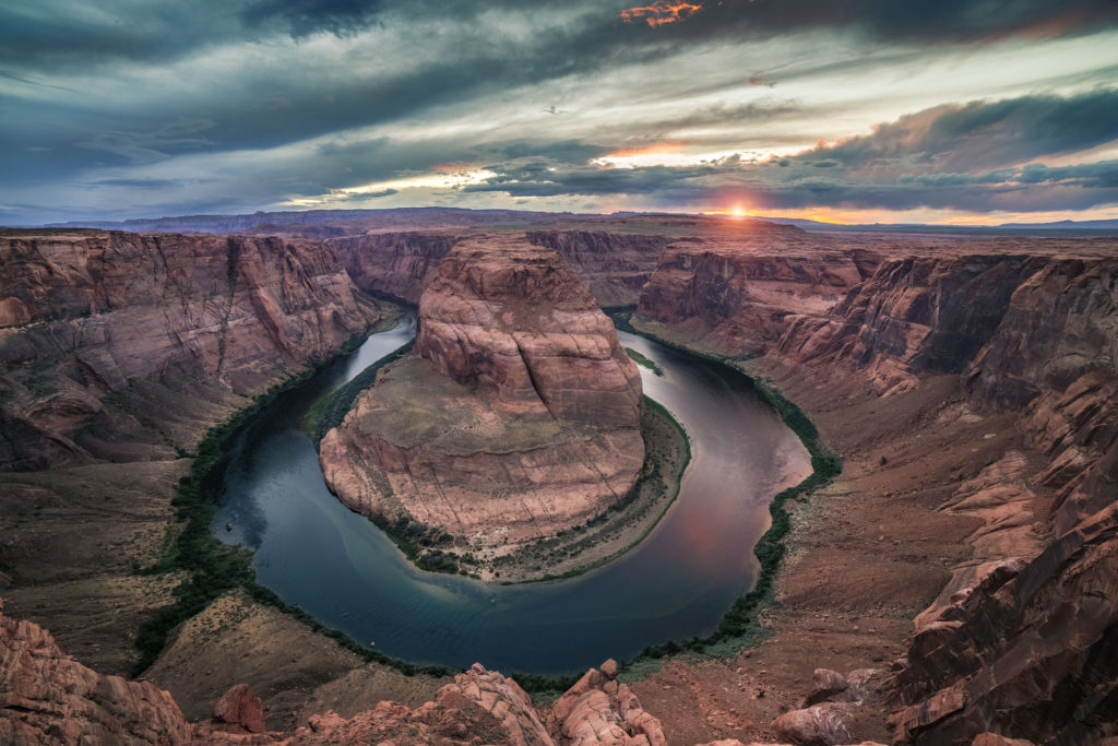 Blog z USA 2016 - Horseshoe Bend