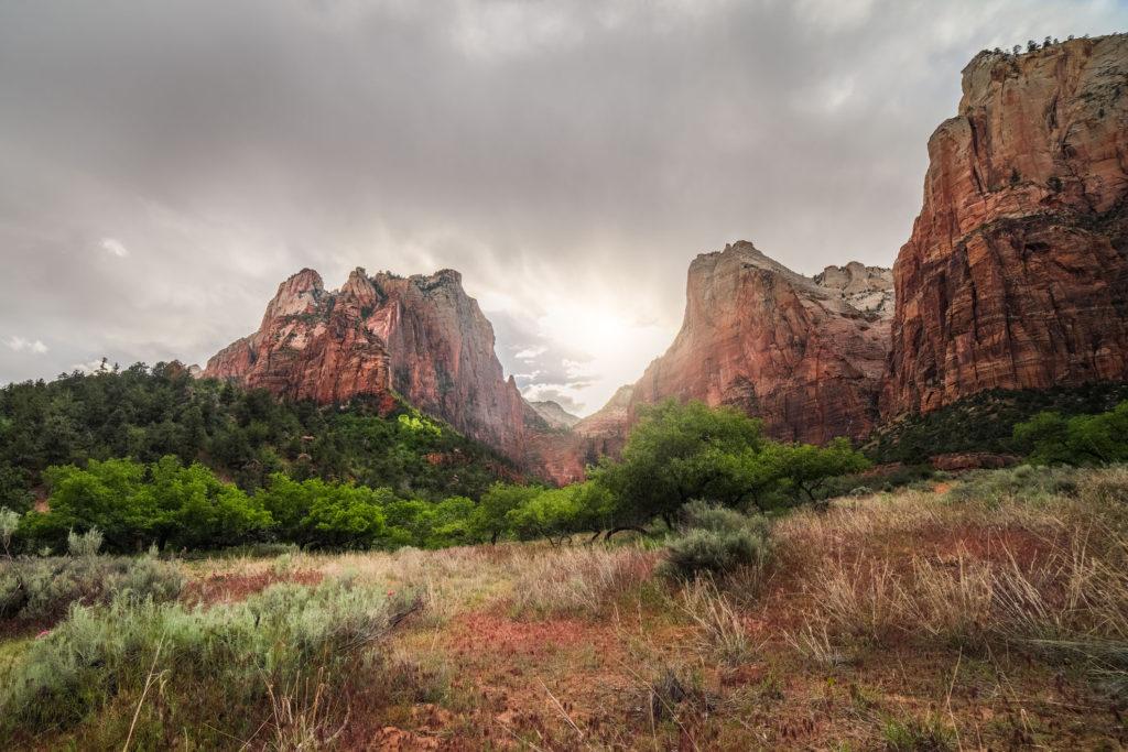 Blog z USA 2016 - Zion National Park
