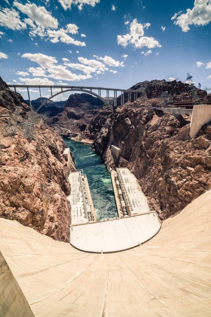 Blog z USA 2016 - Hoover Dam