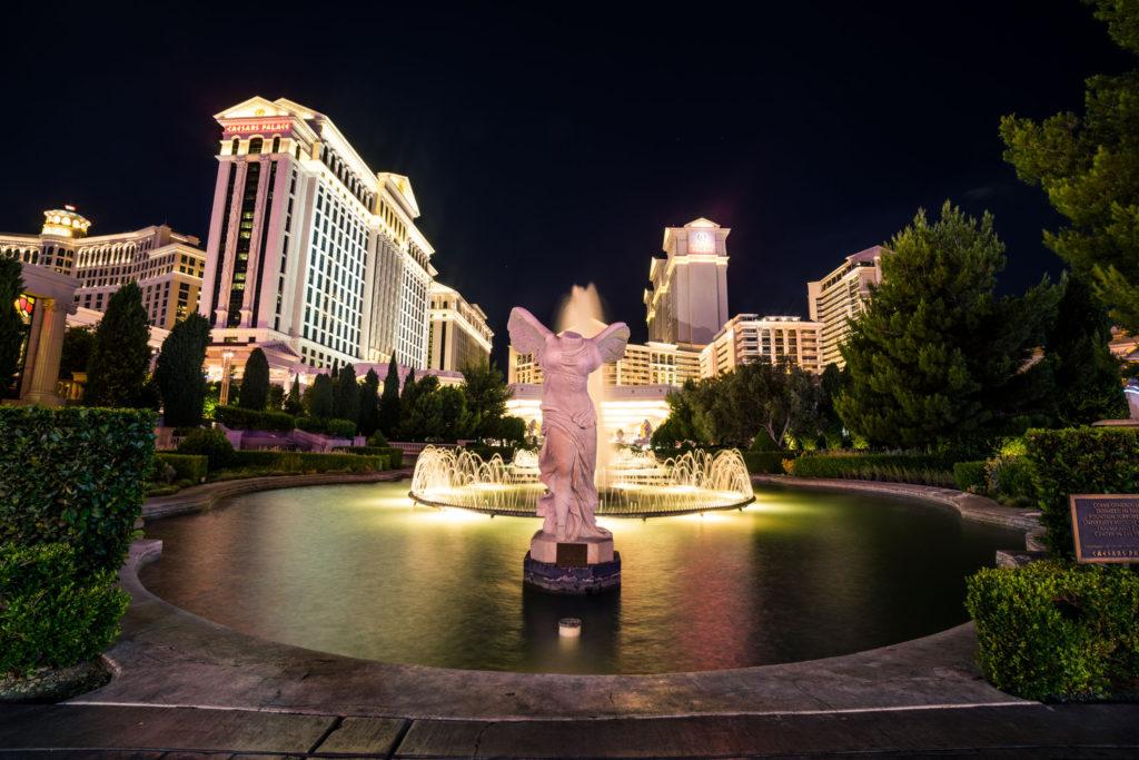 Blog z USA 2016 - Ceasars Palace