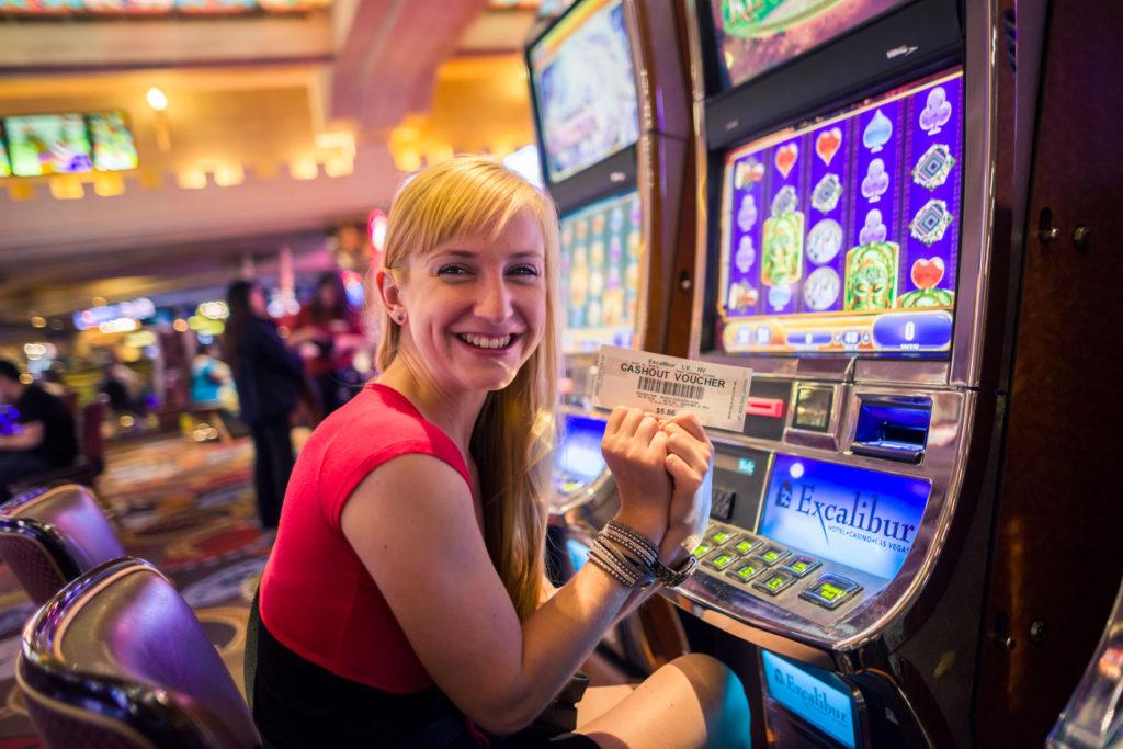 Blog z USA 2016 - gambler