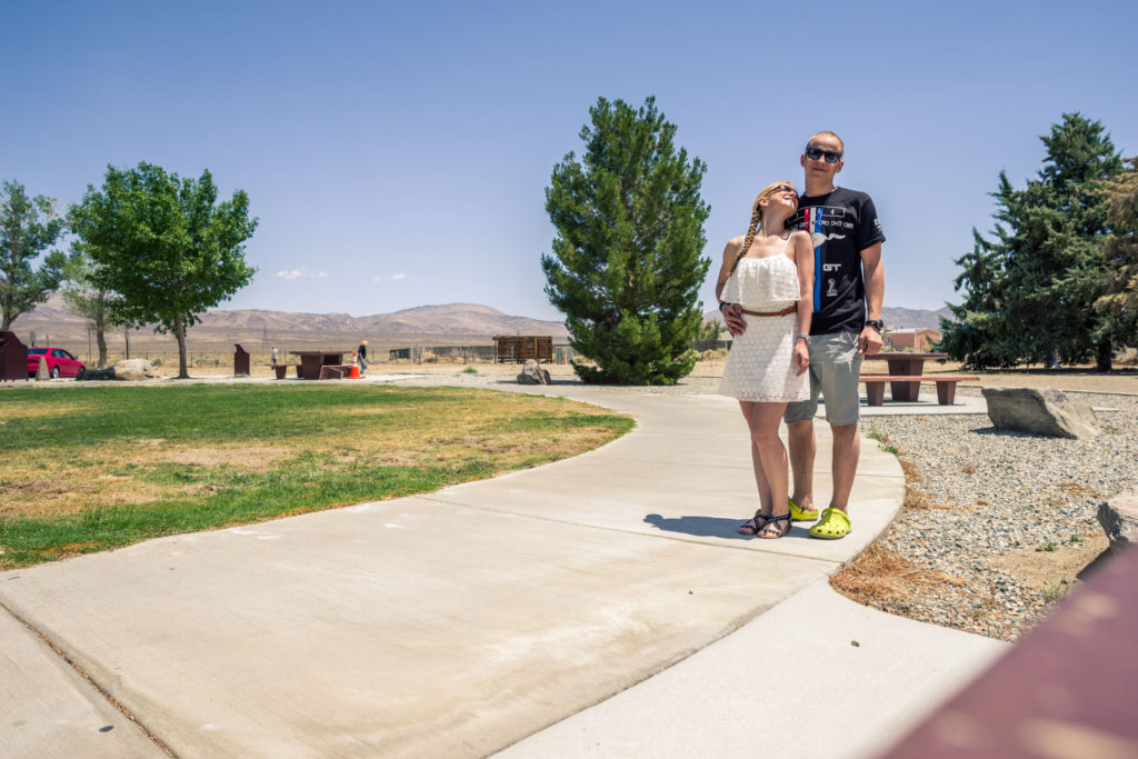 Blog z USA 2016 - Ridgecrest