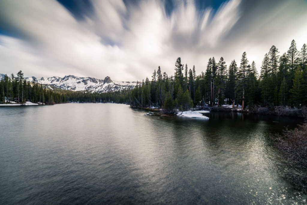 Blog z USA 2016 - Mammoth Lakes