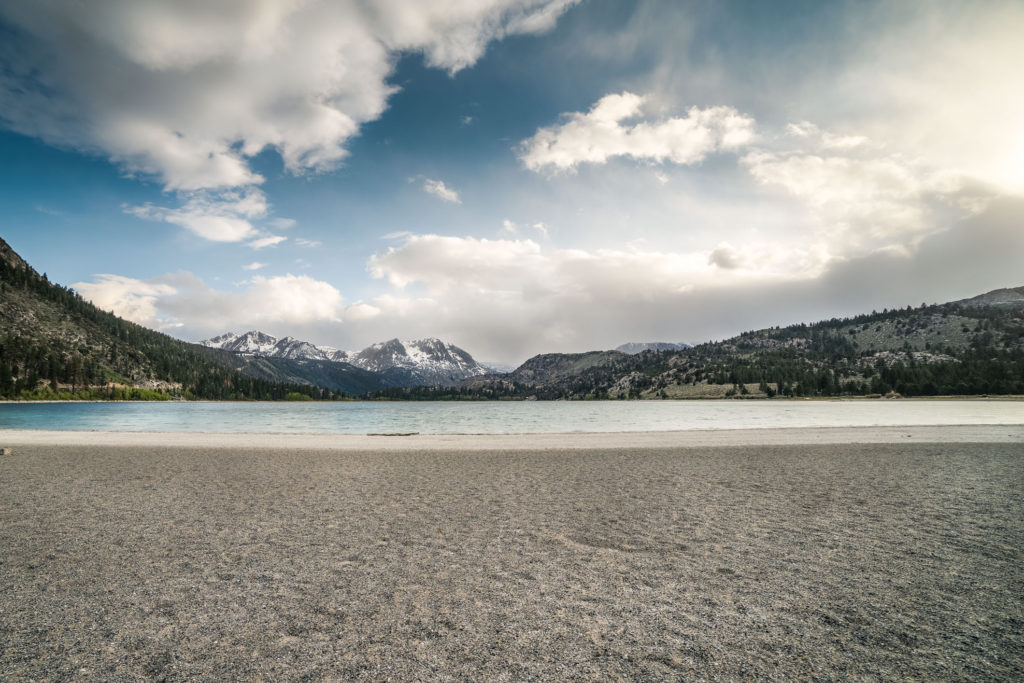 Blog z USA 2016 - June Lake