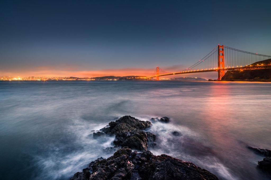 Blog z USA 2016 - Golden Gate Bridge