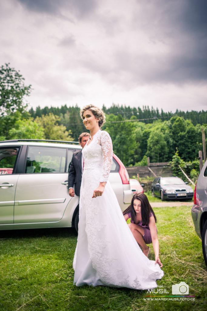 K-1 dynamický rozsah svatby
