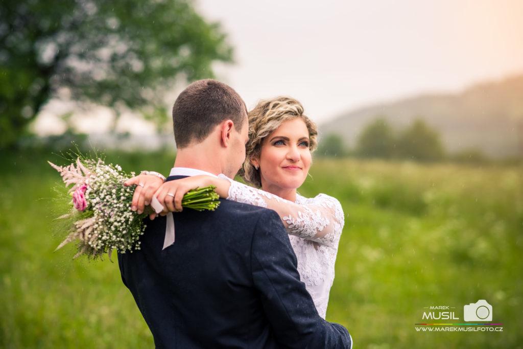 Pentax K-1 svatební foto