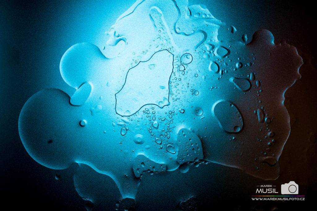 Voda a olej – fototip na doma