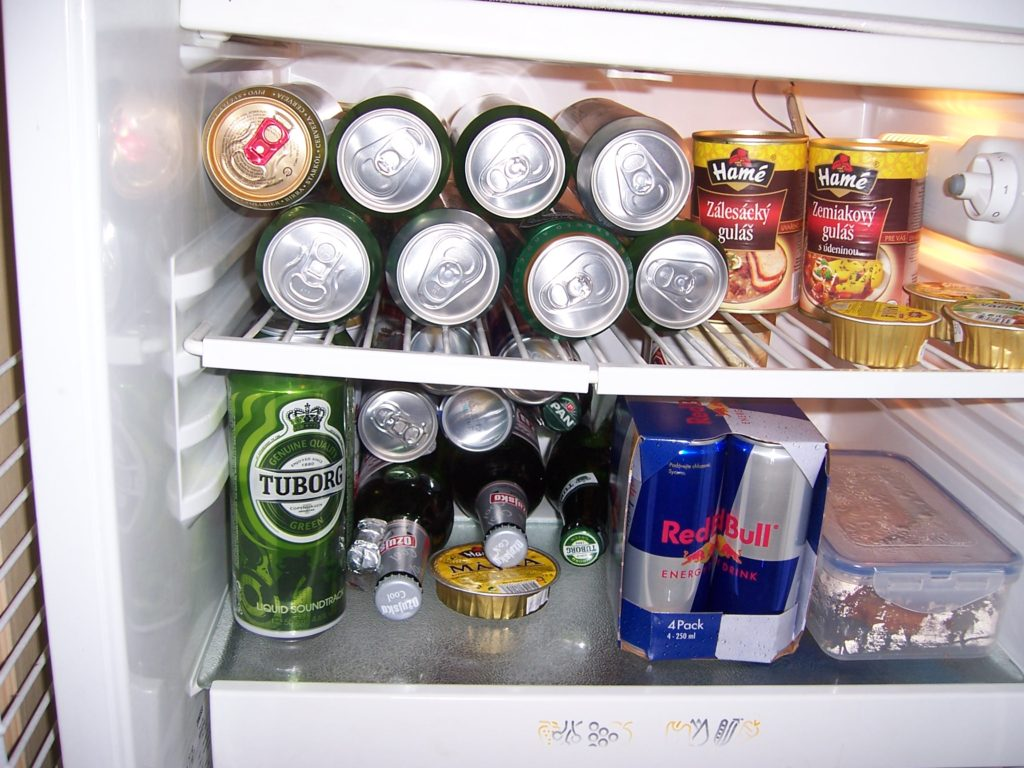 10 nej fotek z dovolené – lednička