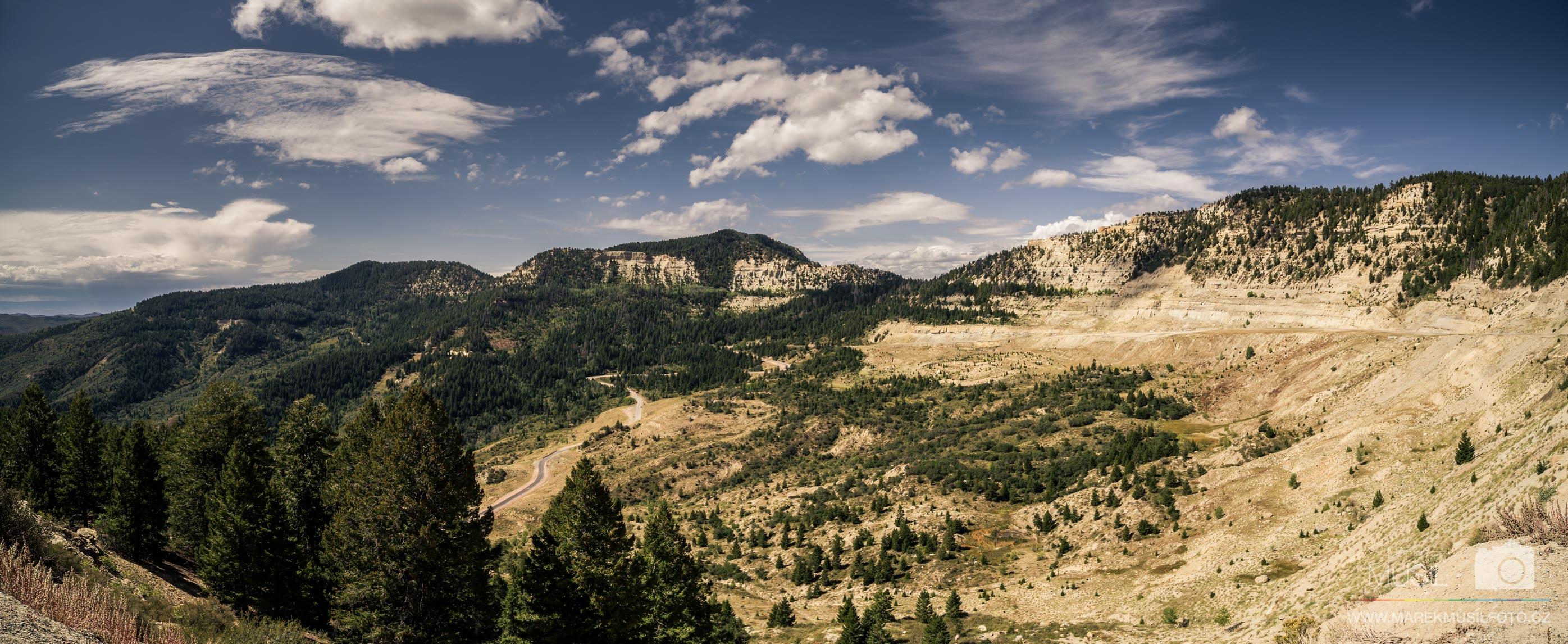 Colorado Vernal to south