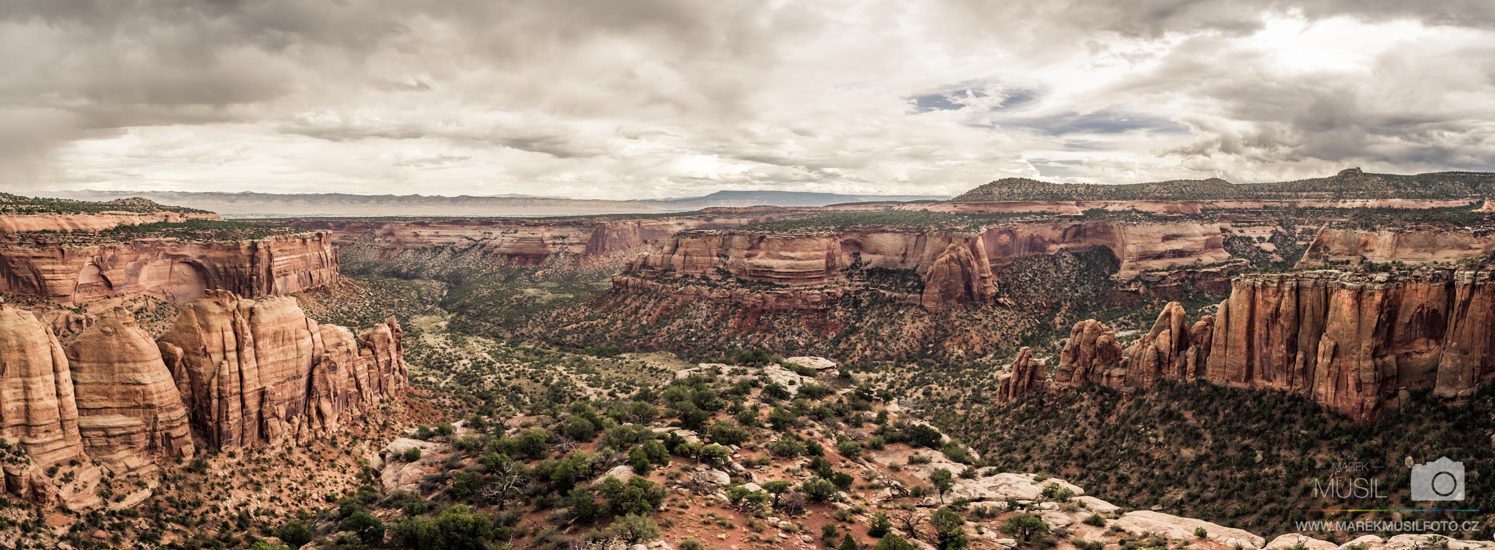 Highland View Colorado National Monument
