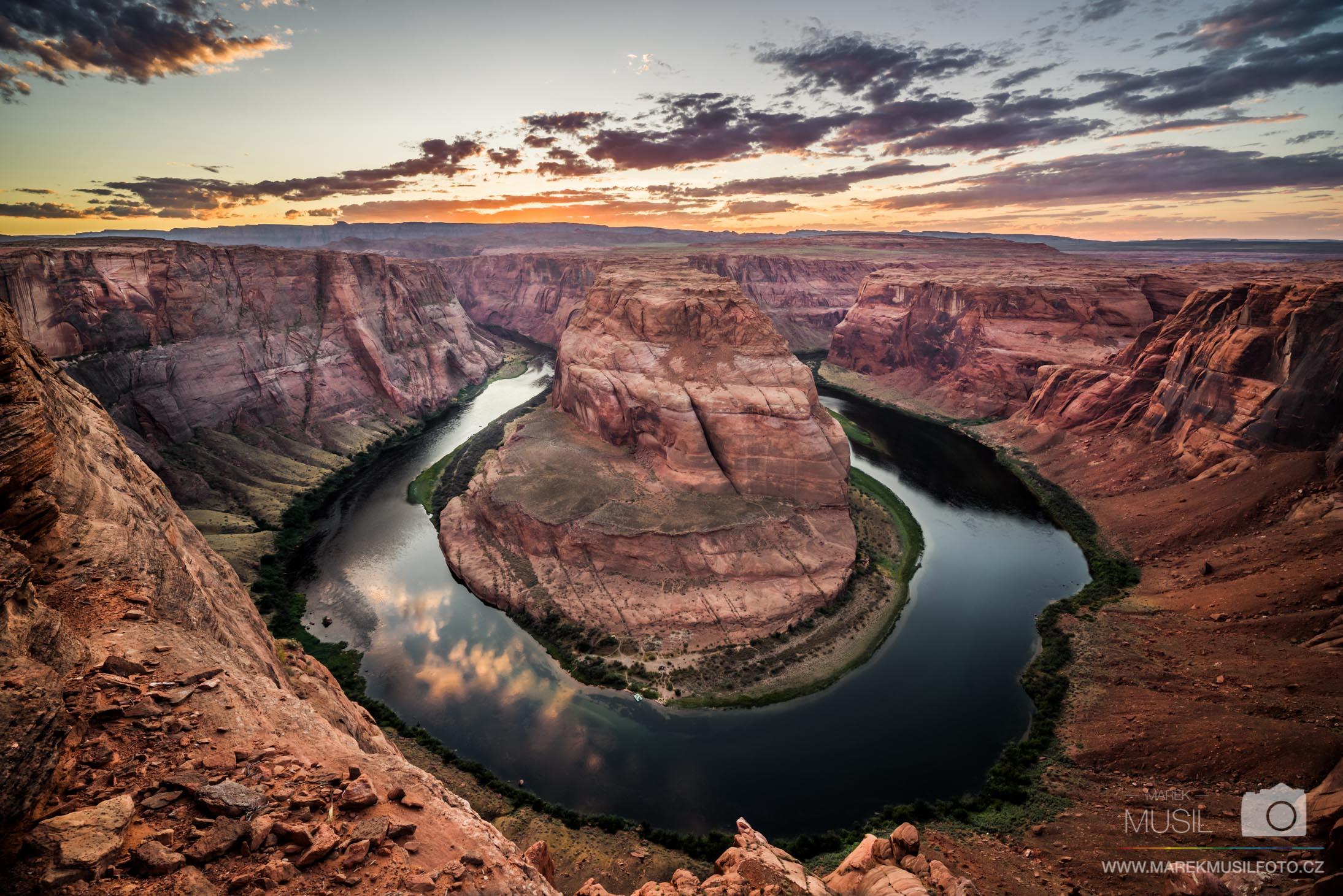 Horseshoe Bend Arizona Page
