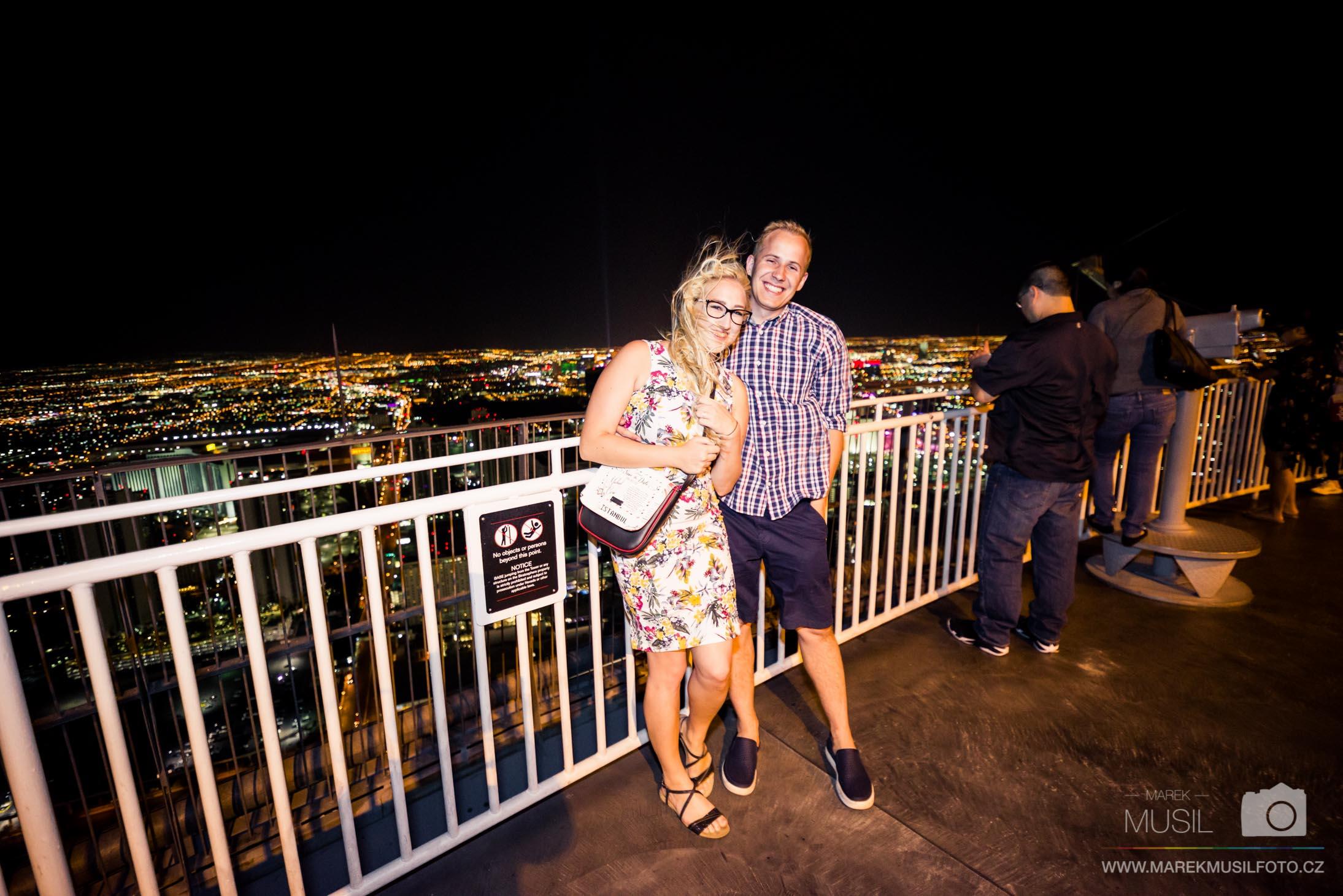 Las Vegas Stratosphere Tower