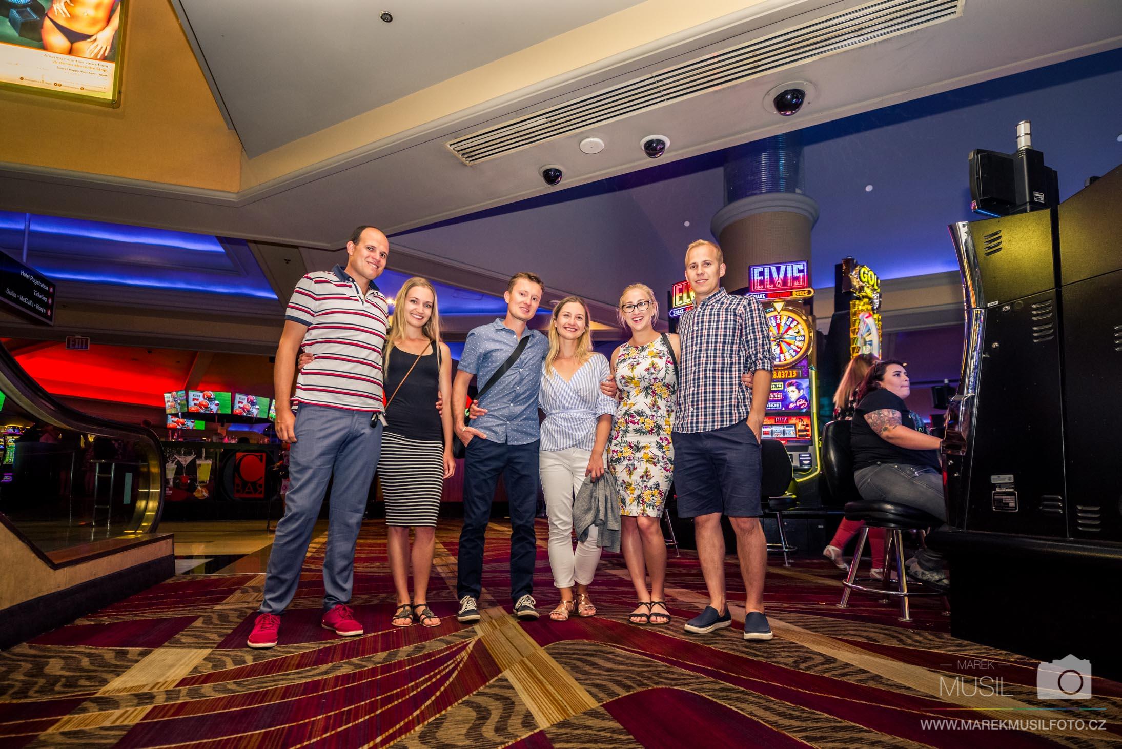 Las Vegas párty