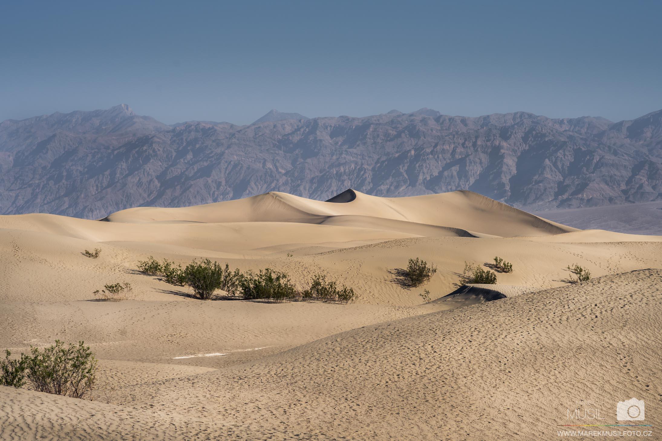 Mesquite Flat Sand Dunes Star Wars