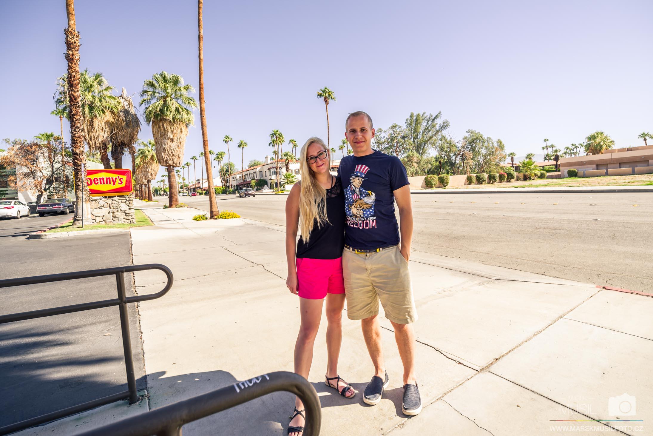 Palm Springs morning