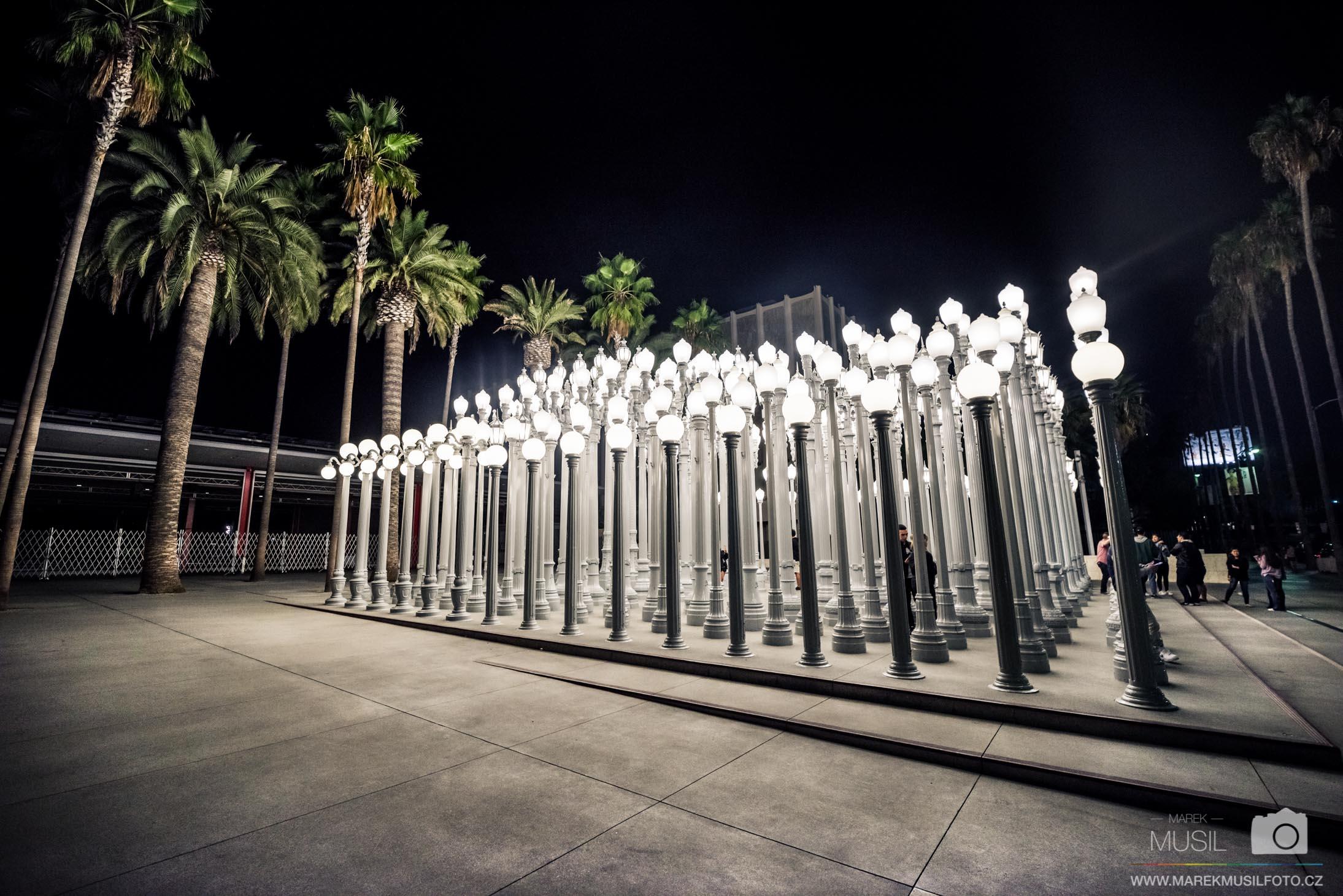 Urban Lights security