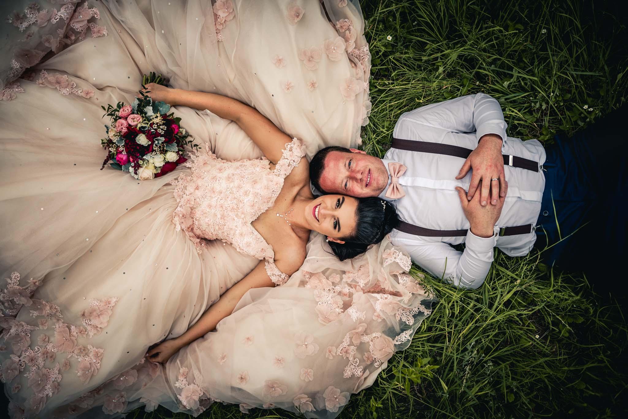 Svatební fotky Michaely a Honzy z 13. 6. 2020